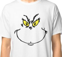 The Grinch Face Classic T-Shirt