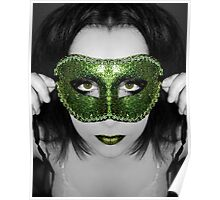 A mask I've worn but the truth will be told Poster