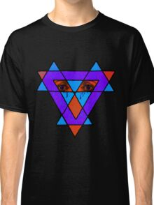 Eyes Crying in Western tribal Classic T-Shirt