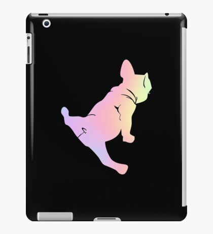 French Bulldog Yoga Funny iPad Case/Skin