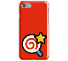 Invincibility Lollipop - Kirby Air Ride iPhone Case/Skin