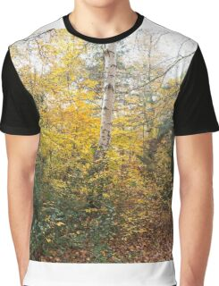 Autumn Colours in the sunshine before the storm Angus predicted tomorrow  Graphic T-Shirt