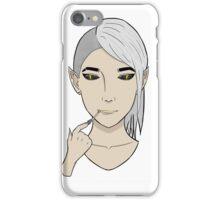 Zed Digital Artwork iPhone Case/Skin
