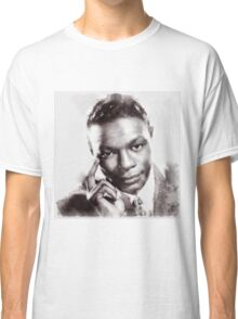 Nat King Cole, Singer Classic T-Shirt