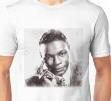 Nat King Cole, Singer Unisex T-Shirt