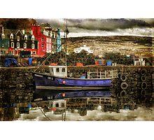 Tobermory Isle Of Mull Photographic Print