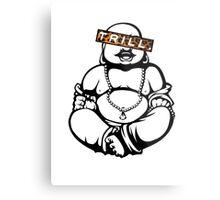 Trill Buddha Metal Print