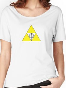 Nerdy Hallows Women's Relaxed Fit T-Shirt