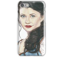 Belle French - OUAT art iPhone Case/Skin