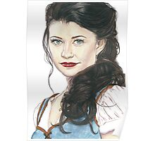 Belle French - OUAT art Poster