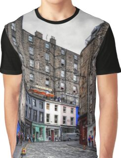 Looking up West Bow Graphic T-Shirt