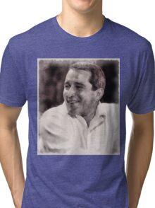 Perry Como, Singer Tri-blend T-Shirt