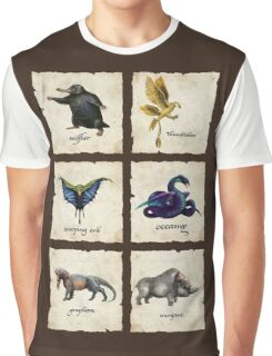 Awesome Creaturess Graphic T-Shirt