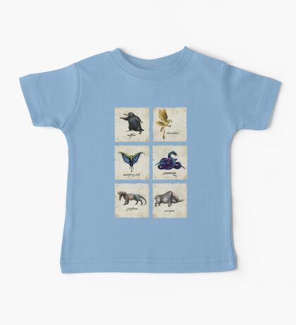 Awesome Creaturess Baby Tee