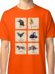 Awesome Creaturess Classic T-Shirt