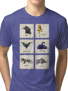 Awesome Creaturess Tri-blend T-Shirt