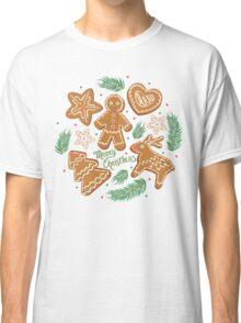Christmas gingerbread Classic T-Shirt