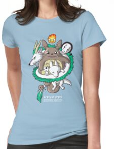Beautiful fantasy Womens Fitted T-Shirt