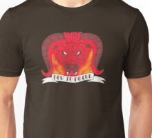 The Red Bull (The Last Unicorn) Unisex T-Shirt