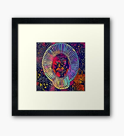 Awaken, My Love! Framed Print