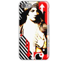 Madam Stripe iPhone Case/Skin