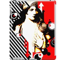 Madam Stripe iPad Case/Skin