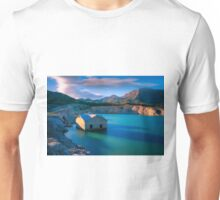 Amadorio building revealed near sunset Unisex T-Shirt