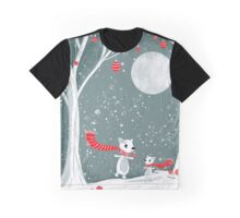 Winter in the Forest Graphic T-Shirt