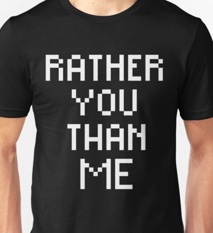 Rick Ross Rather You Than Me Unisex T-Shirt