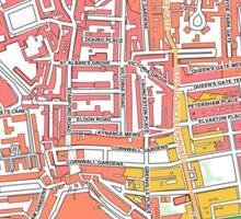 Multiple Deprivation Queen's Gate ward, Kensington & Chelsea Sticker