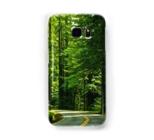 Avenue of the Giants Samsung Galaxy Case/Skin
