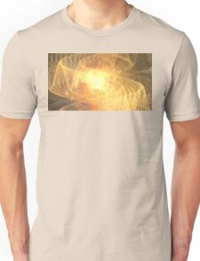 Warm Sun Ribbons Unisex T-Shirt