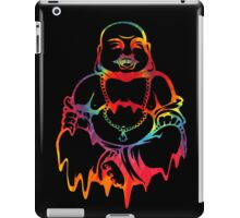 Melting Tie-Dye Buddha iPad Case/Skin