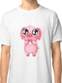 Molly the Micro Pig - Pretty Please Classic T-Shirt