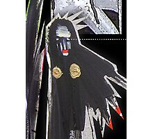 ravens shadow Photographic Print