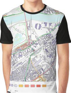 Multiple Deprivation Queenstown ward, Wandsworth Graphic T-Shirt