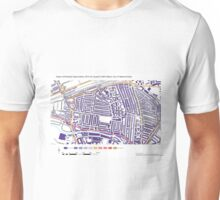 Multiple Deprivation Queen's Park ward, Westminster Unisex T-Shirt