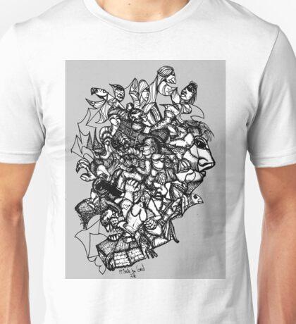 A Moment's Mandala Unisex T-Shirt