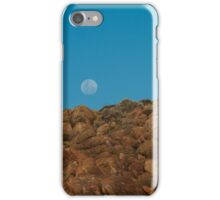 Hard Rock, Blue Sky and Green Cheese iPhone Case/Skin