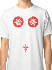 If you like my ornaments you should see my box Classic T-Shirt