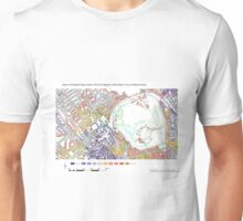 Multiple Deprivation Regent's Park ward, Westminster Unisex T-Shirt