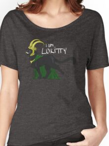 Lokitty  Women's Relaxed Fit T-Shirt
