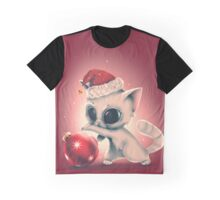 Kitty Cat Graphic T-Shirt