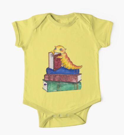 Devoured by Bookworms One Piece - Short Sleeve