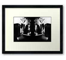 dead and lovely Framed Print