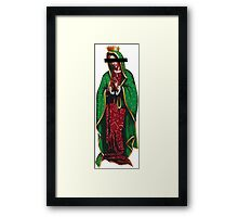 Our Lady Framed Print