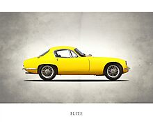 The Elite Photographic Print