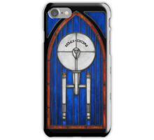 Stained Glass Series - Enterprise iPhone Case/Skin
