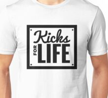 Kicks for Life Unisex T-Shirt