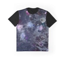 Remnants | Alcohol Ink Abstract Graphic T-Shirt